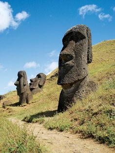 Easter Island Heads Bodies Cnn