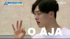 YAOI⚠BXB Park Woojin Ahn Hyungseob w/ produce 101 Season 2 ⚠non ba… # Fanfiction # amreading # books # wattpad K Meme, Bts Memes, Kwon Hyunbin, Ugly Faces, Drama Memes, Memes Funny Faces, Meme Comics, Kpop, Good Jokes