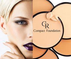Compact Foundation  #GoldenRose @VisagieMarleen