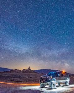 Trona pinnacles | ca