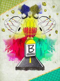 B for Bhangra
