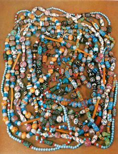 Image detail for -There is really very little information on where and how the beads ...
