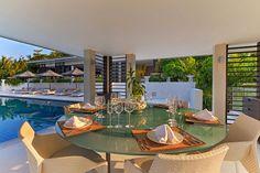 Villa Ocean's 11 Phuket - The Luxury Signature Villa Phuket, Oceans 11, Beach Properties, Villas In Italy, Most Romantic Places, Luxury Villa Rentals, Minimalist Decor, Luxurious Bedrooms, Vacation Villas