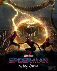 No Way, Spiderman, Marvel, Studio, Movie Posters, Movies, Instagram, Spider Man, Films