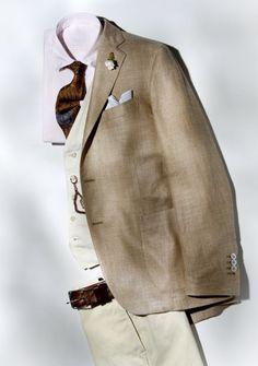 SS, Linen and Silk, Lardini