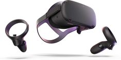OCULUS Quest All-in-one VR Gaming System VR Glasses Black NEW. Oculus Quest is our first all-in-one gaming system for virtual reality. All-in-one VR: No PC. No limits. Oculus Quest is an all-in-one gaming system built for virtual reality. Gaming Headset, Sony Xperia, Vr Games, Video Games, Iphone Ios 10, Mobiles, Panel Lcd, Playstation, Smartphone