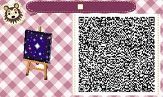 Animal Crossing: New Leaf & HHD QR Code Paths Feeling spacey #4<-