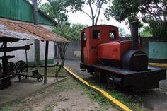 Museo: REPORTAJE DE TU ZONA CARACAS: El Museo de Transporte de Caracas y sus 44 años preservando la historia