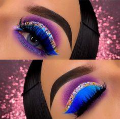 Makeup Eye Looks, Pretty Makeup, Love Makeup, Simple Makeup, Skin Makeup, Makeup Inspo, Eyeshadow Makeup, Makeup Art, Makeup Cosmetics