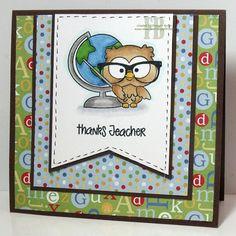 Thanks Teacher created by Frances Byrne