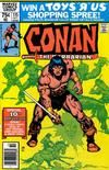 CONAN, THE BARBARIAN (1970-93)