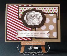 Janas Bastelwelt: Ich hoffe, er macht deine Wünsche wahr ...