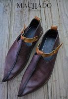 Machado Handmade: trabalhos/ work - this website has the coolest handmade shoes!