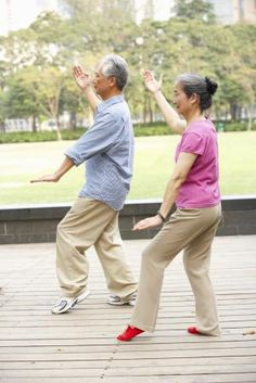 Can Tai Chi Lower Cholesterol Levels?