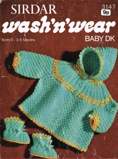 fbfcc407341f 11 Best Baby Matinee Jackets... images