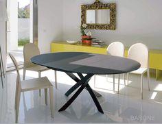 Table rallonge et table extensible pas cher toutes nos tables miliboo t - Table ronde extensible pas cher ...