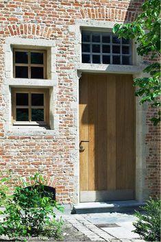 Architectenbureau Bart François - Project Waasmunster - Hoog ■ Exclusieve woon- en tuin inspiratie.