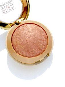 Milani Baked Blush tvářenka v odstínu Rose D'Oro (02)