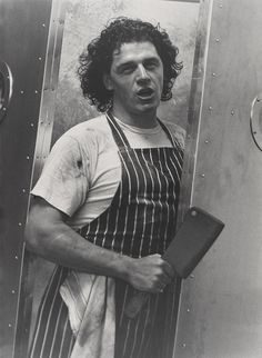 National Portrait Gallery Acquires Rarely Seen Celebrity Photographs - Marco Pierre White by Bob Carlos Clarke