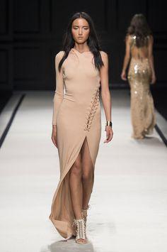 Elisabetta Franchi at Milan Fashion Week Spring 2016 - Livingly