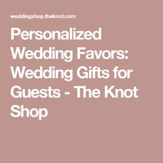 Personalized Wedding Favors: Wedding Gifts for Guests - The Knot Shop Wedding Scrabble Art, Rehearsal Dinner Favors, Heart Wedding Cakes, Personalized Wedding Cake Toppers, Personalized Gifts, Wedding Gifts For Guests, Bachelorette Gifts, Guest Gifts, Wedding Labels