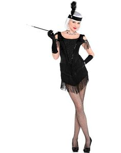 Adult Flirty Flapper Costume - Party City