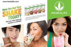 Herbalife can and will change your life!! To learn more about our Herbalife Inner & Outer (SPORTS-) NUTRITION, to become a HERBALIFE DISTRIBUTOR and for your orders or FREE samples you are welcome to contact me: Ericka INDEPENDENT HERBALIFE DISTRIBUTOR! Visit my website at https://www.goherbalife.com/erickak/en-US/ for more info and how to receive 25% off your first purchase!