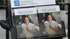 """El Ministerio de Justicia ruso pidió que se prohíban las publicaciones """"extremistas"""" de los Testigos... - BBC"""