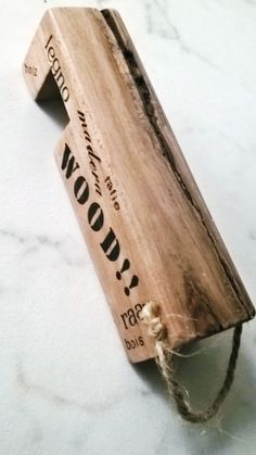 Wooden stand Phone #4