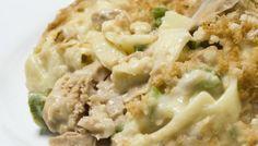 Skinny Points Recipes  » Tuna Noodle Casserole (Creamy).  10 SP