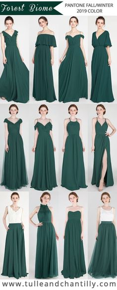 3063c42c78d6 Emerald Long & Short Bridesmaid Dresses: $80-$149, Size 2-30 and 50+ Colors
