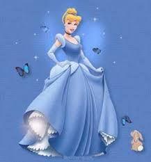 Resultado de imagem para princesa cinderela