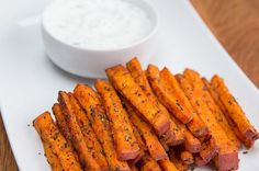 Here's a video showing you how to make them: | These Veggie Fries Are The Best New Years Resolutions Ever