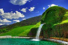 Swarovski Kristallwelten, Austria - Amazing places - For further information, a map, & photos: http://www.amazingplacesonearth.com/