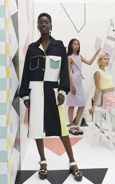 Edeline Lee SS16 collection