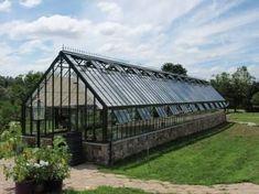 Image result for large greenhouse #conservatorygreenhouse