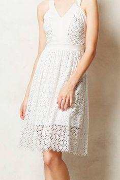 [Lila Eyelet Dress by Anthropologie]