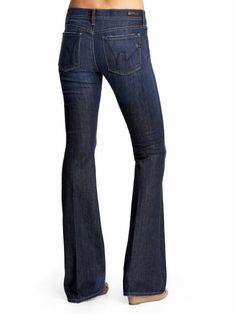 Citizens of Humanity- Ingrid! These jeans do wonders for everyone's ass. They are worth the money and so comfortable!