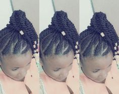 braids and twists hairstyles for black girls