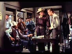 Ten Wanted Men  Western 1955, Randolf Scott, Richard Boone, Skip Homeier, Dennis Weaver, Lee Van Cleef