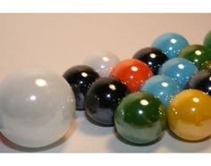 """How to make """"Water Marbles"""" from household ingredients - COOL science experiment!"""