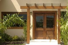 Decor Salteado - Blog de Decoração | Arquitetura | Construção | Paisagismo: Portas de Entrada – Veja 15 modelos modernos e maravilhosos!