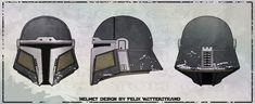 Mandalorian Cosplay, Cosplay Armor, Star Wars Clone Wars, Star Wars Art, Armor Clothing, Star Wars Concept Art, Clone Trooper, Star Wars Characters, Armors