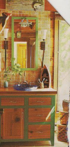 Rustic Western Vintage Decorating