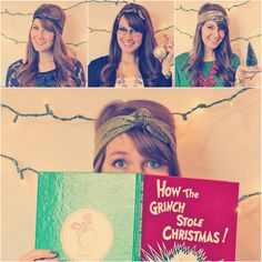 The Fayette Headband via Oh, Sweet Joy ((Holiday Collection)) << super cute