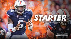 Are you ready to watch Jeremy Johnson as starting QB?!