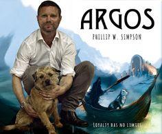 BooksChatter: ℚ♫ Argos - Phillip W. Simpson