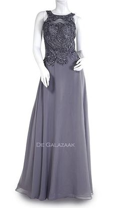 Ook leuk!: Galajurk in grijs 3397 Formal Dresses, Decor, Fashion, White Dress Outfit, Dressage, Decorating, Moda, Formal Gowns, Fasion