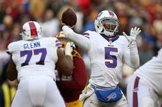 Reports: Bills move up to No. 12 pick, deal T Cordy Glenn to Bengals, apparently eying QB