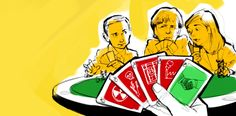 Verzockt nicht unsere Zukunft beim Jamaika-Poker!